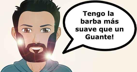 como usar jabon para barba