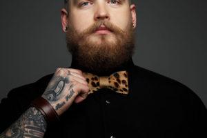 Llevar barba arreglada