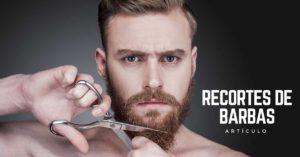 recortes de barba
