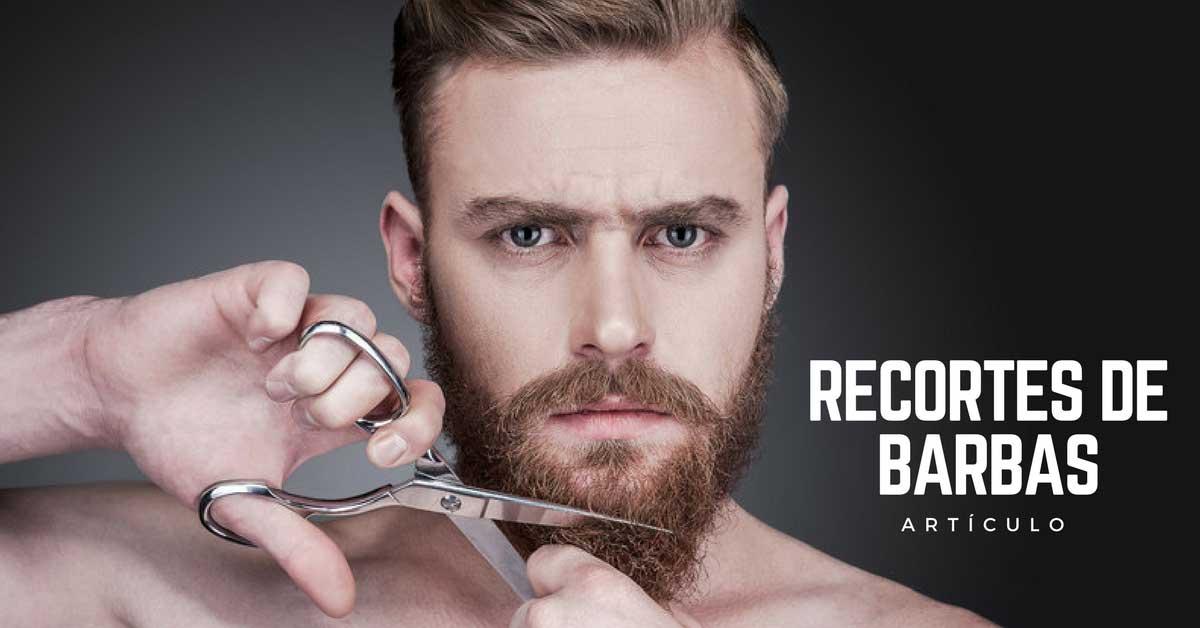 Recortes de barba un poco de informaci n dejarse barba for Tipos de corte de barba